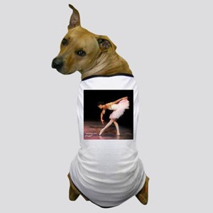 """""""alone on stage"""" Dog T-Shirt"""
