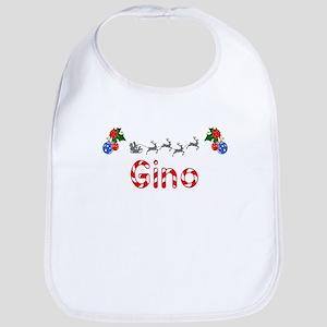 Gino, Christmas Bib