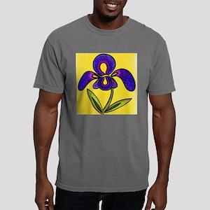 Iris tile Mens Comfort Colors Shirt