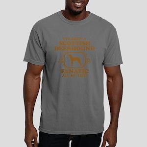 3-Scottish-Deerhound Mens Comfort Colors Shirt