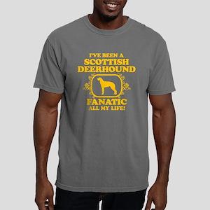 4-Scottish-Deerhound Mens Comfort Colors Shirt