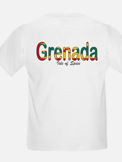 St. George Grenada Kids T-Shirt