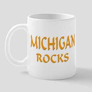 Michigan Rocks Mug