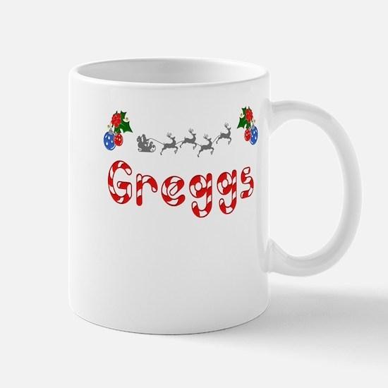Greggs, Christmas Mug