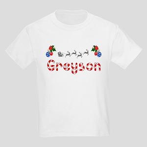 Greyson, Christmas Kids Light T-Shirt