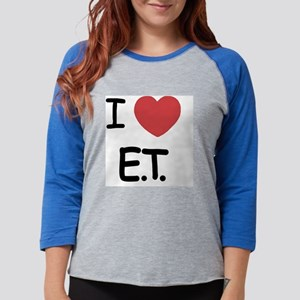ET Womens Baseball Tee