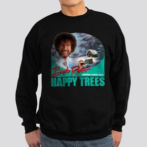 Bob Ross Sweatshirt (dark)