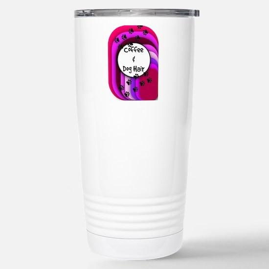 vet tech mug.PNG Stainless Steel Travel Mug