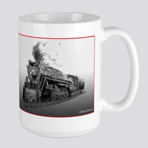 Milwaukee Road #261 Large Mug