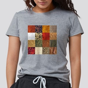 Spices Womens Tri-blend T-Shirt