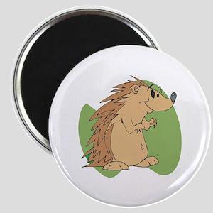 Cute Porcupine Magnet