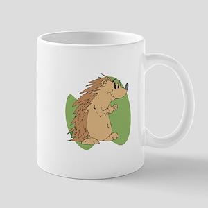 Cute Porcupine Mug