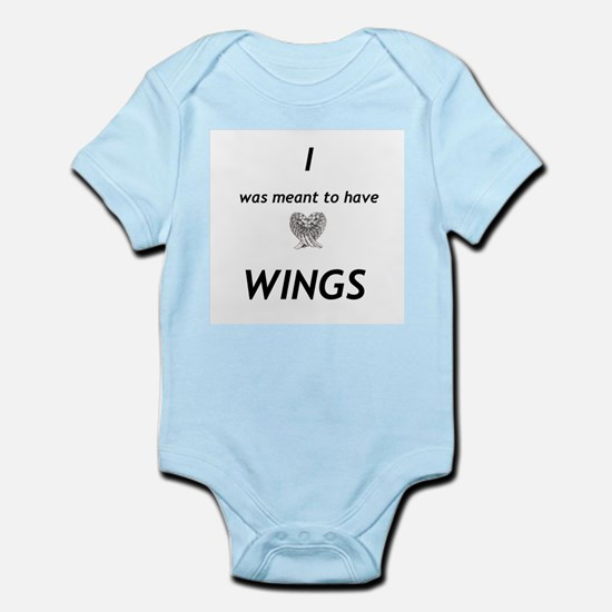 Maximum Ride - I was meant to have wings Infant Bo