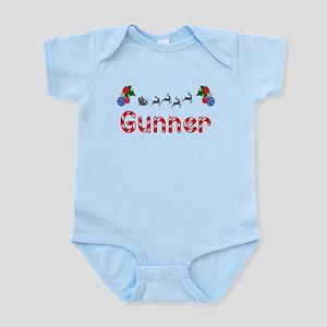 Gunner, Christmas Infant Bodysuit