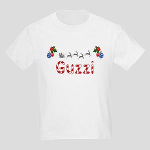 Guzzi, Christmas Kids Light T-Shirt