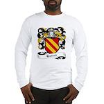 Hutten Coat of Arms Long Sleeve T-Shirt