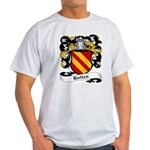 Hutten Coat of Arms Ash Grey T-Shirt