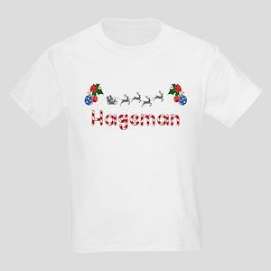 Hageman, Christmas Kids Light T-Shirt
