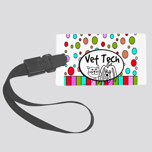 Vet Tech Tote 2 Large Luggage Tag