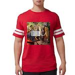 dodgy_tile.png Mens Football Shirt