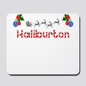 Haliburton, Christmas Mousepad