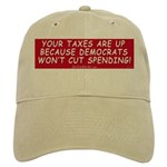 Taxes Are Up Cap