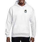 Angels Emblem Hooded Sweatshirt