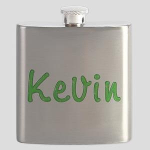 Kevin Glitter Gel Flask