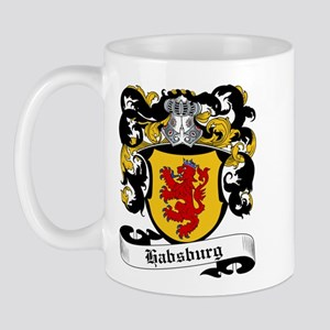 Habsburg Coat of Arms Mug