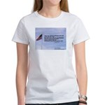 Flagpole and verse Women's T-Shirt