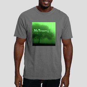 McTreemy Mens Comfort Colors Shirt