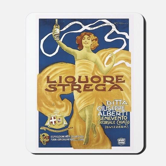Liquore Strega Mousepad