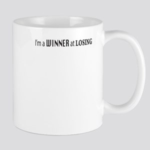 nobody wants to win all the time Mug