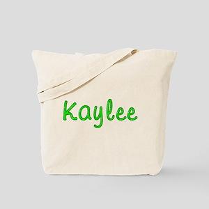 Kaylee Glitter Gel Tote Bag