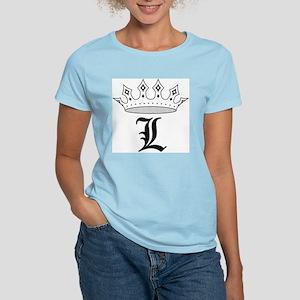 Crown L Women's Light T-Shirt