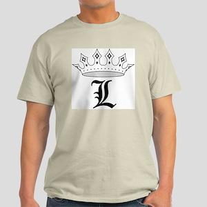 Crown L Light T-Shirt