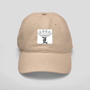 Crown L Cap