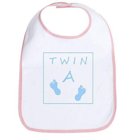 Twin A Baby Boy Bib