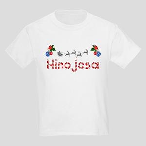 Hinojosa, Christmas Kids Light T-Shirt