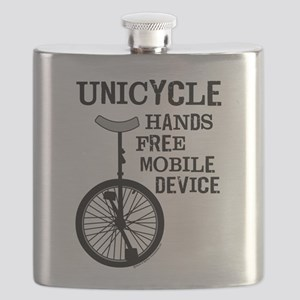 Mobile Device Bold Flask