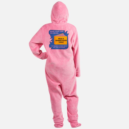 GrayFxBanBooksBL2.png Footed Pajamas