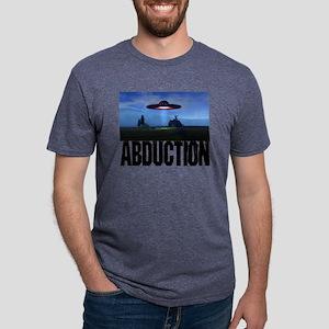 ABDUCTION_V2 Mens Tri-blend T-Shirt