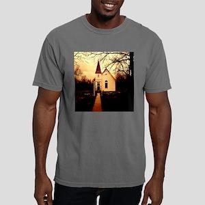 church3-sepia-tile Mens Comfort Colors Shirt