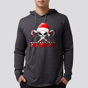 santapirate Mens Hooded Shirt