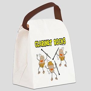 BoneHead Canvas Lunch Bag
