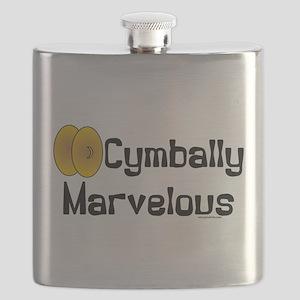Cymbally Marvelous Flask