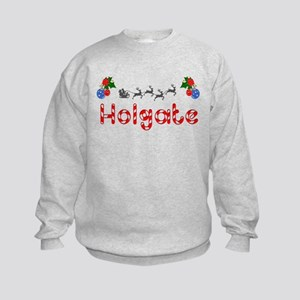 Holgate, Christmas Kids Sweatshirt
