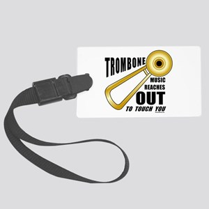 Trombone Touch Large Luggage Tag