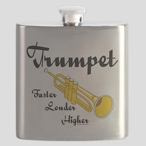 Higher Trumpet Flask