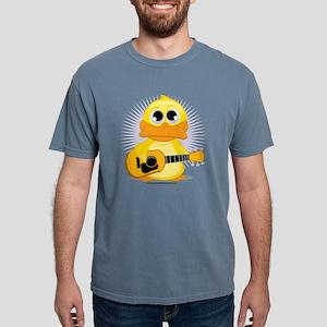 Guitar-Duck Mens Comfort Colors Shirt